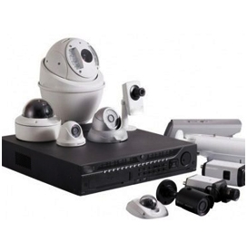 دوربین مداربسته و تجهیزات وابسته