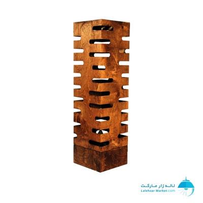 کنارسالنی چوبی هوم استاف مدل W2